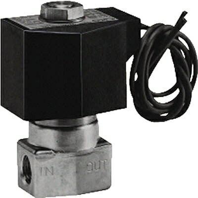 CKD 直動式2ポート弁 通電時開形 AB41-04-8-AC100V