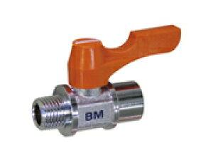 アソー エースボール 黄銅製 BM型 (外、内ネジ型) PT 3/8×PF 1/4(内) BM-1032
