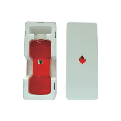オーピーシー ラクシーシンプル (投てき型消火用具)