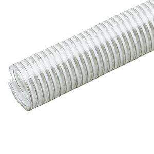クラレプラスチックス ワイヤー入り耐熱ホース 定尺品 25径×20m