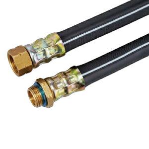クラレプラスチックス 高圧スプレーホース (両端ISO金具付) 8.5径×130m 1本入