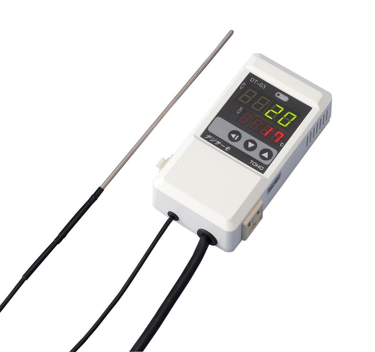 東邦電子 温度調節計(デジサーモ) DT-03-1