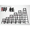 長谷川工業 脚軽ブラック RZB1.0−12