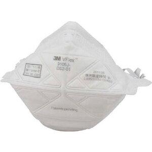 【あす楽】 スリーエム 使い捨て防塵マスク 9105J-DS2 20枚入 国家検定DS2合格品