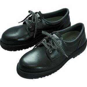 ミドリ安全 女性用ゴム2層底安全靴 LRT910ブラック 22cm