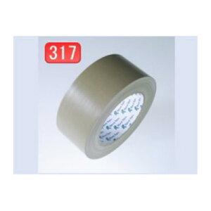 リンレイ 布粘着テープ No.317 150mm幅×25m長さ
