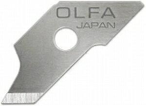 OLFA コンパスカッター替刃15枚入ポリシース XB57