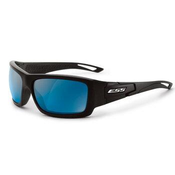 在庫販売 ESSゴーグル 日本正規品 クレデンス CREDENCE サングラス/ミラーブルーレンズ 晴天に適したレンズ EE9015-08 Black/Mirrored Blue
