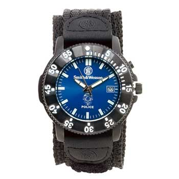 在庫販売 Smith&Wesson スミス&ウェッソン Police ポリスウォッチ/腕時計 SWW-455P