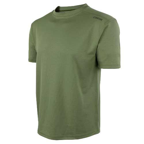 在庫販売 CONDOR コンドル タクティカルギア 101076 マックスフォート Tシャツ 通気性良好・防臭