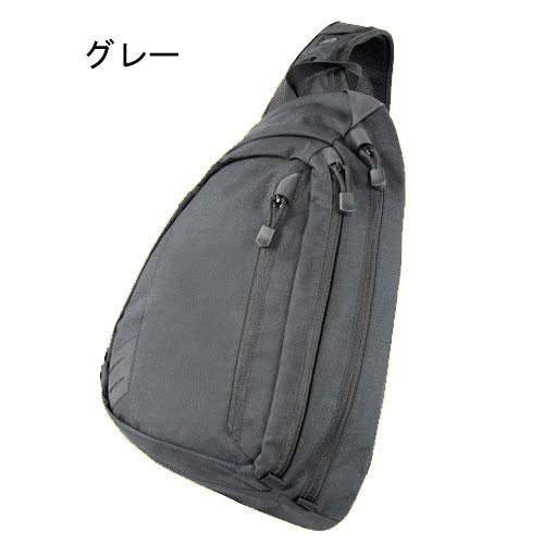 在庫販売 CONDOR コンドル タクティカルギア 111100 ELITE SECTOR ワンショルダースリングバッグ