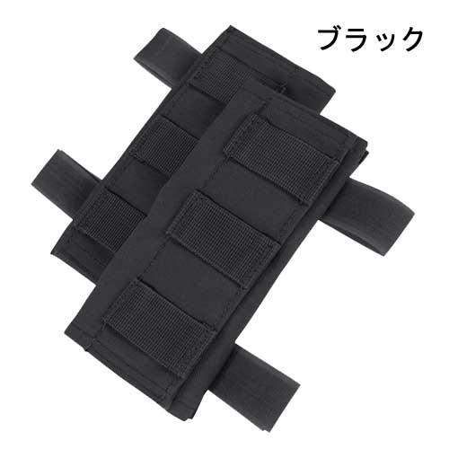 在庫販売 CONDOR コンドル タクティカルギア 221143 ショルダーパッド(2個セット)(肩への負担を軽減)