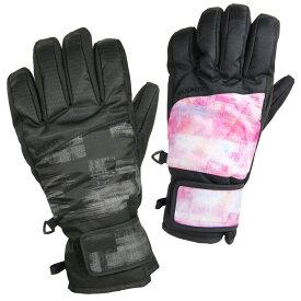 スキー グローブ スノーボード グローブ レディース メンズ VAXPOT(バックスポット) スノーボードグローブ スキーグローブ 防水 VA-3962【防水フィルム 中綿 入り 手袋 スノボ スノーグローブ】