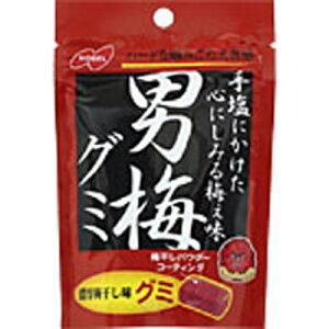ノーベル製菓 男梅グミ 38G
