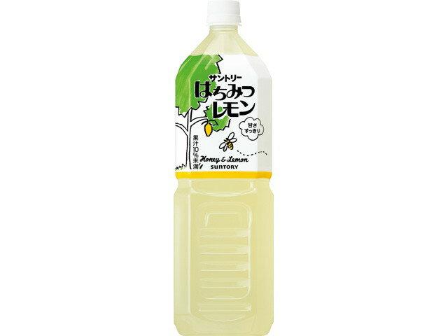 【ケース販売】サントリー はちみつレモン 1.5LX8個セット