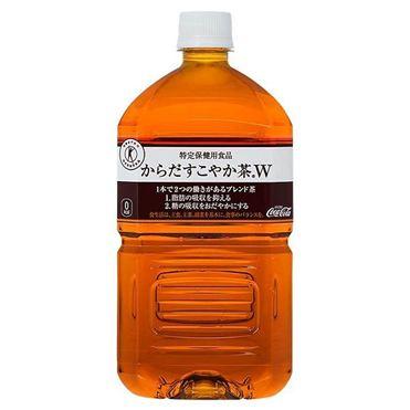 コカ・コーラ からだすこやか茶W 特定保健用食品 1050ML