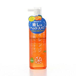石澤研究所 植物生まれのオレンジ地肌ヘッドスパ 180ML