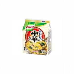 味の素 クノール 中華スープ フリーズドライタイプ 5食X5個セット