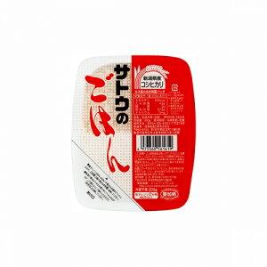 サトウのごはん 新潟産コシヒカリ 200GX3パックX6個セット