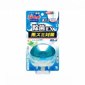 小林製薬 液体ブルーレットおくだけ 除菌EX 黒ズミ対策 スーパーミントの香り 70ML