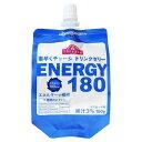 トップバリュ 素早くチャージ ドリンクゼリー ENERGY180 マスカット味 180G 24個セット【ケース販売】