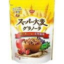 【ケース販売】日清シスコ スーパー大麦グラノーラ 200GX8個セット