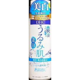 DHC 濃密うるみ肌 薬用美白化粧水 しっとり 180ML