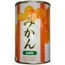 【ケース販売】朝日 みかん 缶 全果粒 425GX24個セット