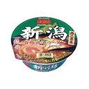 ニュータッチ 凄麺 新潟背脂醤油ラーメン 124GX12個セット