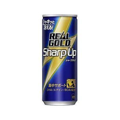 コカ・コーラ リアルゴールド シャープアップ 250MLX6個セット
