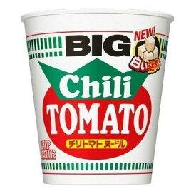 日清食品 カップヌードル チリトマトヌードル ビッグ 107GX12個セット