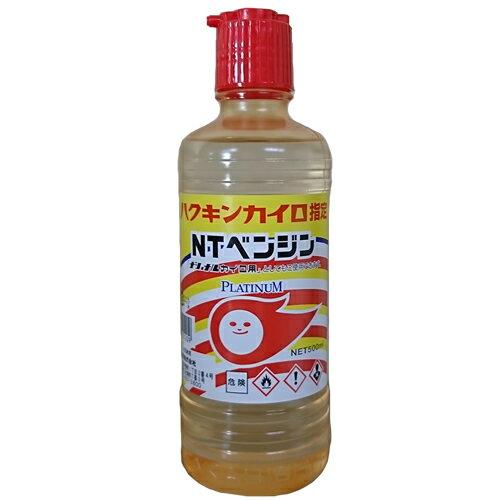 タカビシ NTカイロ用 ベンジン 500ML