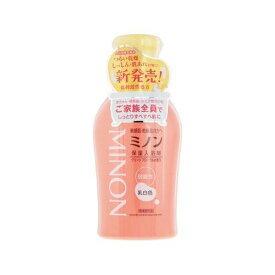 ミノン 薬用保湿入浴剤 480ML