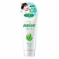 [在庫限り]クラシエ ナイーブ 洗顔フォーム アロエエキス 10%増量 143G