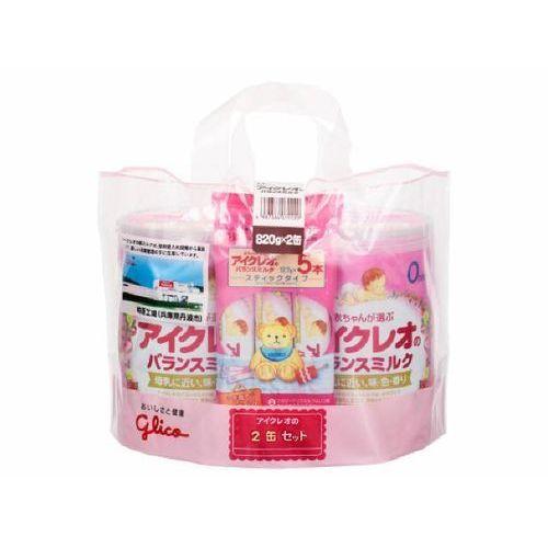 アイクレオ アイクレオのバランスミルク 800GX2缶パック