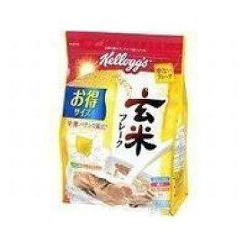 【セット販売】ケロッグ 玄米フレーク 徳用袋 400GX6個セット