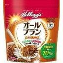 【セット販売】ケロッグ オールブラン オリジナル 徳用袋 400GX6個セット