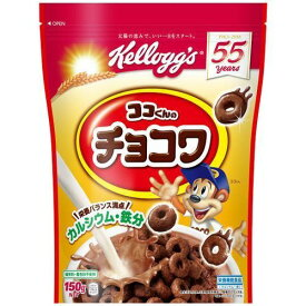 【セット販売】ケロッグ チョコワ袋 150GX6個セット