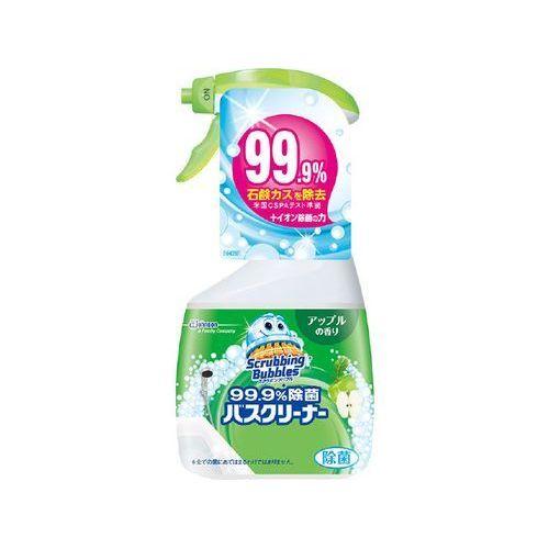 ジョンソン スクラビングバブル 99.9%除菌バスクリーナー アップルの香り 本体 400ML