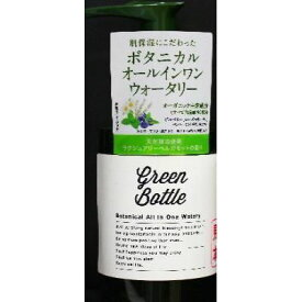 ダリヤ グリーンボトル ボタニカルオールインワンウォータリー 110ML