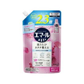 花王 エマール アロマティックブーケの香り つめかえ用 920ML
