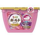 P&G ボールド ジェルボール3D 癒しのプレミアムブロッサムの香り 本体 18個 洗濯用洗剤