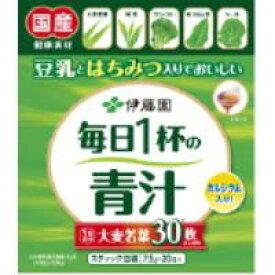 伊藤園 毎日1杯の青汁 有糖 7.5GX20包