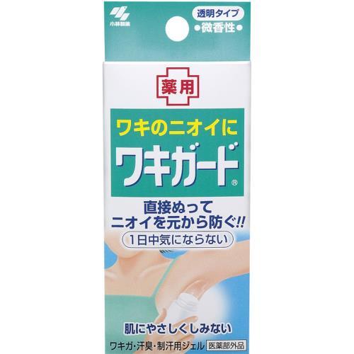 小林製薬 ワキガード 微香性 50G 医薬部外品 わき汗対策ジェル