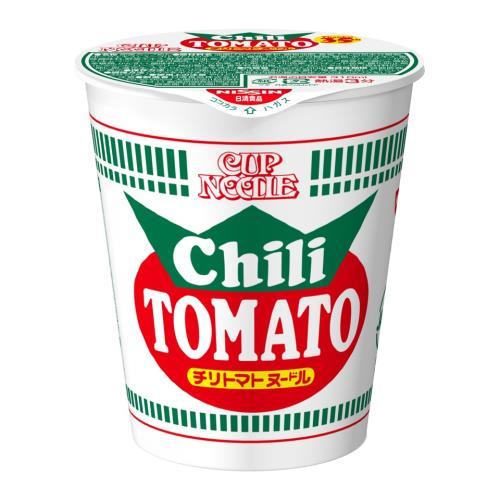 日清食品 カップヌードル チリトマトヌードル 76G×20個セット