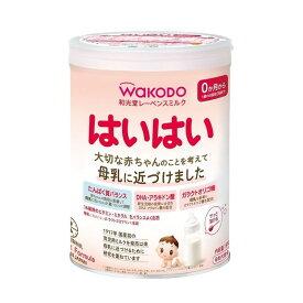 アサヒグループ食品 和光堂 レーベンスミルク はいはい 大缶 810G 粉ミルク