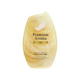エステー お部屋の消臭力 Premium Aroma イノセントシフォン 400ML 部屋用芳香・消臭剤