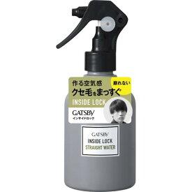 マンダム GATSBY インサイドロック ストレートウォーター 200ML メンズ用整髪料