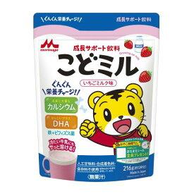 森永乳業 こどミル イチゴミルク味 216G