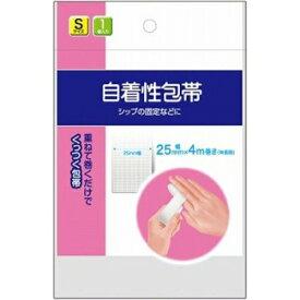 【在庫一掃セール】白十字 ハピコム 自着性包帯 S 25MMX4M